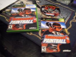 Greg Hastings' Tournament Paintball  (Xbox, 2004) - $4.15