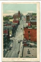 California Street Hill San Francisco CA 1907 postcard - $6.44