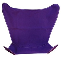 Replacement Cover For Butterfly Chair Purple - $26.47