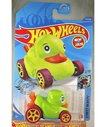 2020 Hot Wheels #132 Street Beasts 2/10 DUCK 'N ROLL Green w/Purple Whls... - $6.95