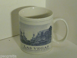 STARBUCKS Las Vegas Architects Series Mug 18 fl oz 2008 - $29.18