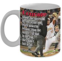 Inspirational Mug/Courage allows the successful.../Inspirational Mug  11oz - £10.45 GBP