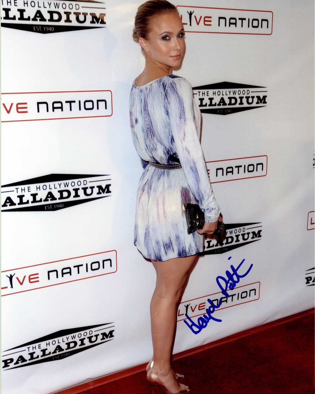 Primary image for Hayden Panettiere Signed Autographed Glossy 8x10 photo