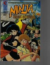 Ninja High School Special #1 (Eternity, 1988)  - $4.95