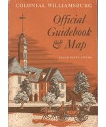 Colonial Williamsburg Official Guidebook Colonial Williamsburg Foundation - $9.49