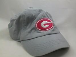 Letter G Youth Hat Gray Strapback Baseball Cap - $7.45