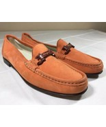 Salvatore Ferragamo Loafer Italy Flats Shoes Buckle Women 8 AAA VERY NARROW - $74.99