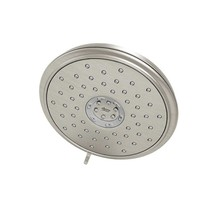 MGRT Products Spectra Plus Traditional Fixed Shower Head-2.5 Gpm, Brushe... - $137.99