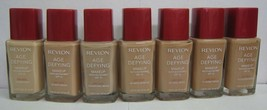 Revlon Age Defying makeup W/Botafirm Dry Skin SPF15 *Choose Your Shade* - $9.89