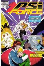 Psi Force #20 Presenting Overtime [Comic] - $1.99