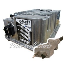 Club Car 36 Volt Golf Cart Battery Charger Lester Summit II Crowsfoot Co... - $345.51