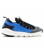 NIKE AIR FOOTSCAPE NM BLUE/COBALT/BLACK MEN SIZE 8 NEW 852629 400 - $64.52