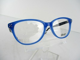 LIU JO  LJ 2605 (404) Denim  52 x 16 135 mm Eyeglass Frame - $46.71