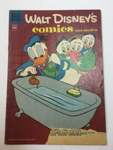 1958 Walt Disney's Comics and Stories #215 Carl Barks Cover and Art - $7.55