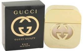 Gucci Guilty Eau Perfume 2.5 Oz Eau De Toilette Spray image 1