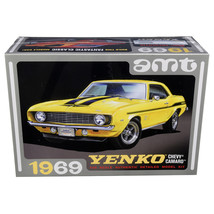 Skill 2 Model Kit 1969 Chevrolet Camaro Yenko 1/25 Scale Model by AMT AM... - $36.99