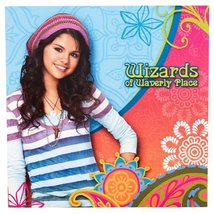 Wizards Of Waverly Place Lunch Napkins (16ct) - $2.99