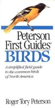 Peterson First Guides Birds Peterson, Roger Tory - $3.79