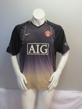 Manchester United Jersey - 2008 Training Jersey by Nike - Men's Large - $59.00