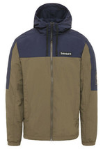 TIMBERLAND A1N8D-P43 MEN'S WINDBREAK HOODED JACKET Sz XXL - $79.99