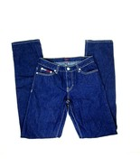Tommy Hilfiger Denim Dark Wash Tommy Jeans Womens Size 1/32 Straight Leg... - $32.65