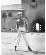 Alan Ladd Barechested Hunky 16X20 Canvasb&W Poster Print - £53.62 GBP