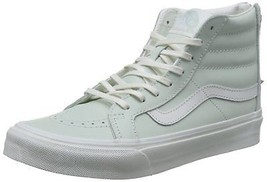 Vans SK8-Hi Slim Zip (LEATHER) mens skateboarding-shoes VN-A38GRMRI_4.5 ... - $51.38