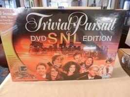 Trivial Pursuit DVD SNL Edition, Saturday Night Live Brand New - $37.13