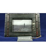 """Foreside Home and Garden Picture Frame 4"""" x 6"""" Austin Photo Frame Rustic... - $22.99"""