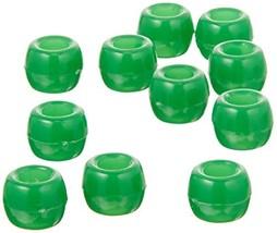 Green 9mm Pony Beads 1000 pcs - $6.43