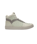 DIESEL Sparrk Mid Ice Paloma Mens Leather Fashion Sneaker Size 12  - $84.14