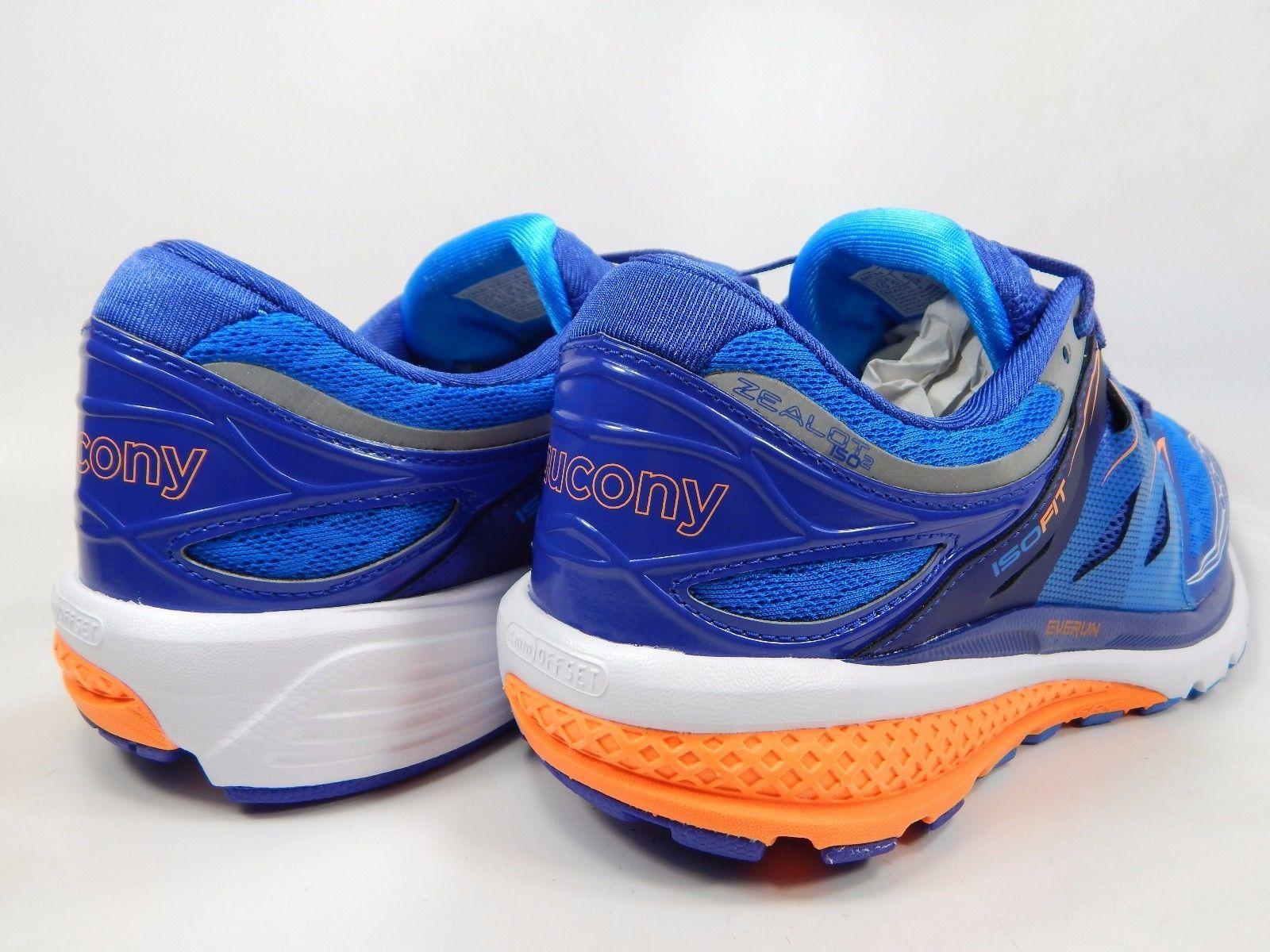 Saucony Zealot ISO 2 Men's Running Shoes Size US 10.5 M (D) EU 44.5 S20314-4