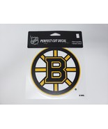 WinCraft Perfect Cut Reflective Boston Bruins Colored Car Decal - New - $5.99