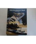 2008 Yamaha Waverunner Barca Tecnica Update Manuale Fabbrica OEM Libro 08 - $19.79