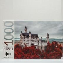 "Mindbogglers 1000 PC ""Neuschwanstein Castle, Germany"" Jigsaw Puzzle Land... - $18.00"