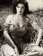 VINTAGE JANE RUSSELL & AVA GARDNER 2-SIDED SEXY PINUP GIRL POSTER FIRE H... - $8.79