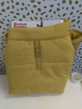 BOOTS AND BARKLEY Yellow Dog Puffer Jacket Vest NEW! --SIZES L & Sm AVAILABLE image 3