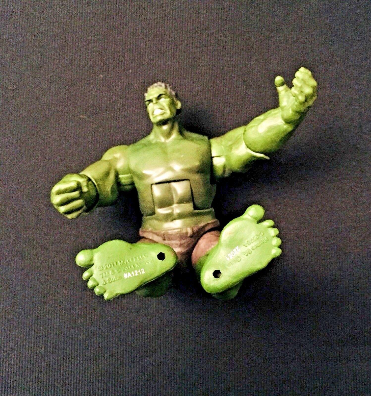 Incredible Hulk Loose Action Figure Hasbro 2011 Marvel Toy