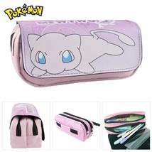 Pokemon Game Theme Pencil Case Pen Bag Mewtwo - $19.99