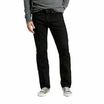 Levi's 501 Original Fit Men's Polished Black Jeans Big & Tall 46x34 Stra... - $17.63