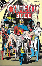 Camelot 3000 Comic Book #6, DC Comics 1983 NEW UNREAD - $4.99