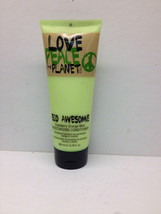 Tigi Love Peace Eco Awesome Cranberry Orange Mint Moisturizing Conditioner - $14.84