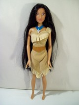 "DISNEY PRINCESS POCAHONTAS 11"" DOLL - $14.65"