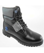 """TIMBERLAND """"LIMITED EDITION"""" A1Q84 WOMEN'S 6"""" BLACK WATERPROOF LEATHER B... - $94.99"""