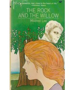 The Rock and the Willow by Mildred Lee 1972 Vintage Teen Romance Young A... - $5.93