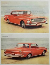 1961 Print Ad 1962 Dodge Cars Lancer GT,Polara 500 & Dart 440 - $13.35