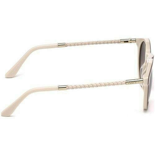 New Tod's TO 188 Sunglasses 71F Havana Ivory w/Brown Gradient 49-22-145MM