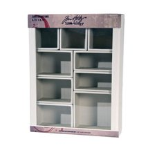 Configurations Shadow Box by Tim Holtz Idea-ology, 6.75 x 8.75 Inches, P... - $19.59