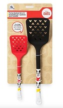 Disney Mickey Minnie Mouse Frying Spatula Set of 2 - $22.47