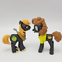 My Little Pony Funko Lot 2 Cheese Sandwich Apple Big Mac Mystery Mini Black - $13.00